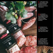 Salame-Finocchiona-Salsiccia Stagionata- Macelleria Falorni