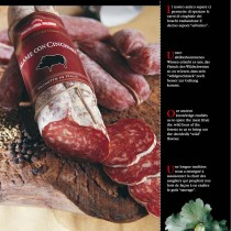Salame Con Cinghiale-Salsiccia Con Cinghiale- Macelleria Falorni