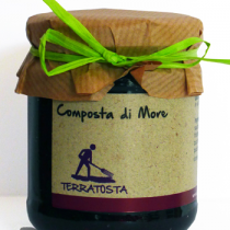 Composta di more-Terratosta