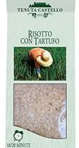 Risotto ConTartufo-Tenuta Castello